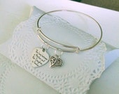 Mother Of The Bride Gift, The Love Between, Mother Of Groom, Mother Of Bride Groom, Mother In Law Bracelet