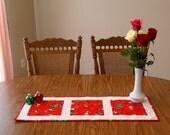 Peanuts Christmas Table Runner