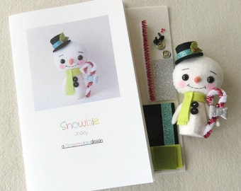 Jocky - Snowbie Pattern Kit