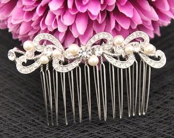Bridal hair accessories,Rhinestone hair piece,Wedding hair clip,Bridal hair comb,Wedding hair accessories,Wedding hair clip,Bridal comb clip