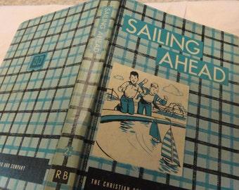Vintage CATHOLIC SCHOOL Reader 1963 Beauty Sailing Ahead Grade 3-4