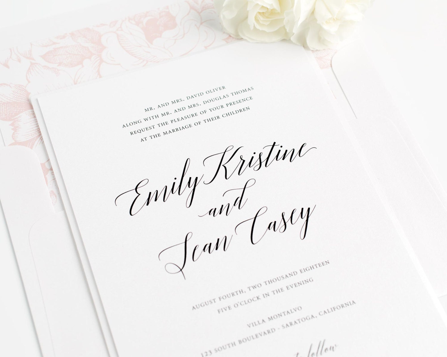 French Typography With Beautiful furthermore Addition Of Love Modern Wedding in addition Free Printable Wedding Game together with A Suit Of Cards further Sakura Cherry Blossom Love Birds Bridal. on cardstock for wedding invitations