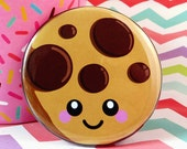 Cute Cookie Fridge Magnet 58mm fun food home kitchen decor
