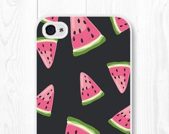 iPhone 6 Case Watermelon Phone Case Watermelon iPhone SE Case Samsung Galaxy S7 Case Fruit iPhone 6 Plus Case Watermelon iPhone 5 Case