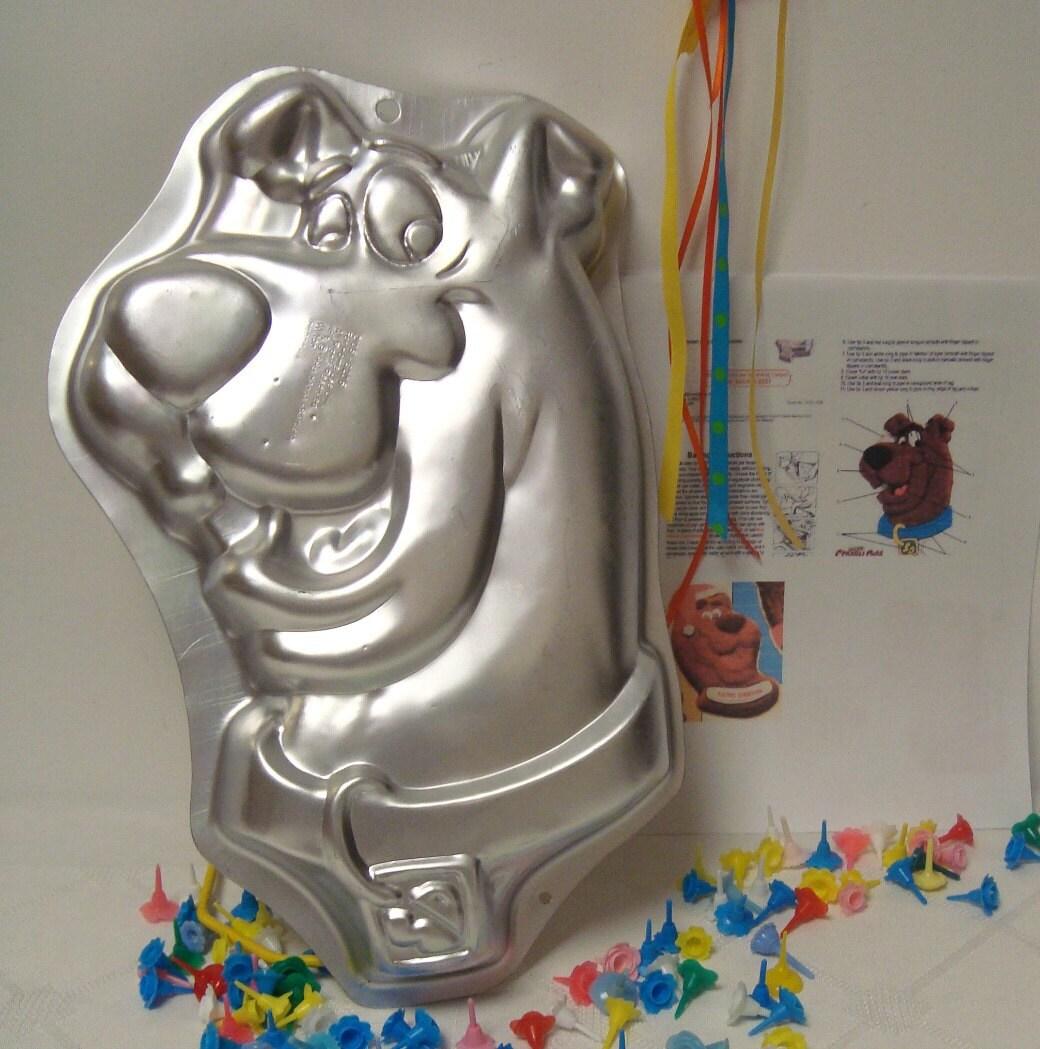 Scooby Doo Cake Pan Wilton 2105 3206