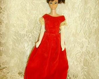 Vintage 1961 Ponytail Barbie Doll Excellent Condition