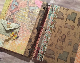 Scrapbook Album - Large