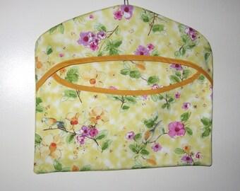 Retro Clothespin Bag or Peg Bag