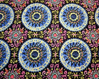 Give it a Whirl Fiesta Waverly Fabric
