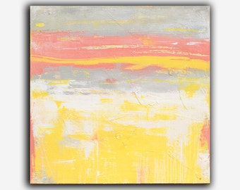 Original Art Painting 36x36 canvas abstract painting