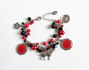 Red/Ruby Bracelet (OUAT)