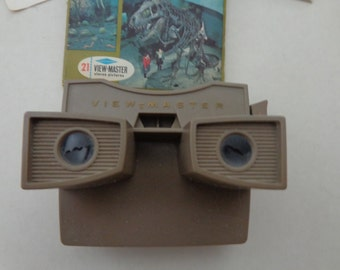 SALE Vintage Viewmaster with five reels