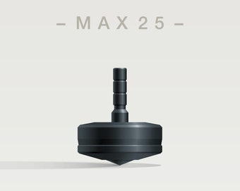 MAX 25 Spin Top