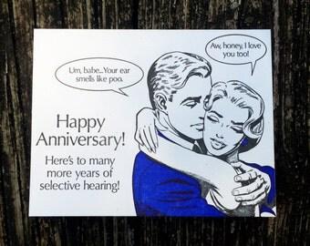 Selective Hearing Anniversary