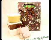 Bath & Beauty Grab Bag GiftSet - Natural Skincare - Holiday- Bridesmaid - Gift set - Gift for Her - Teachers Gift - Teen Girl - Gifts for 20