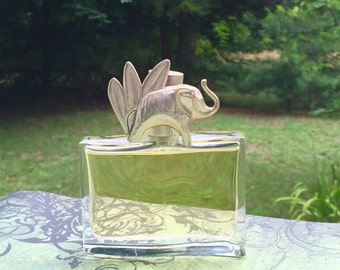 Full Size Bottle of Real Vintage Perfume Kenzo Jungle L'Elephant