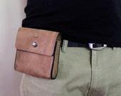 Custom belt bag