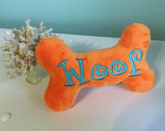 You Name It! - Squeaky Toy For SPOILED Dogs