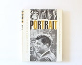 BLOWOUT 40% off sale Portrait - The Emergence of John F Kennedy by Jacques Lowe 1961, photography book, presidential