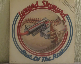 Lynyrd Skynyrd vinyl record - Original - Best of the Rest Vinyl - Vintage Record lp in EX+ Condition.
