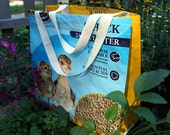 UNLINED Feed Sack Tote - Dumor Chick Starter