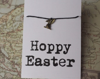 Hoppy Easter - Bunny Friendship Bracelet