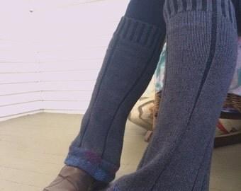 LOVE Sale Eco Leg Warmers,sweater leg warmers, leg warmers, hippie leg warmers, patchwork leg warmers,charcoal leg warmers,Zasra