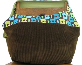 HOBO BAG - Guitar Bag - Crossbody Bag - Boho Bag - Oversized Bag - Hippie Bag - Vegan Bag - Cross Body Bag - Hippie Purse - Groovy Guitar