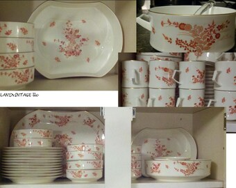 Mikasa EASTWIND 6 piece dinnerware set for 12