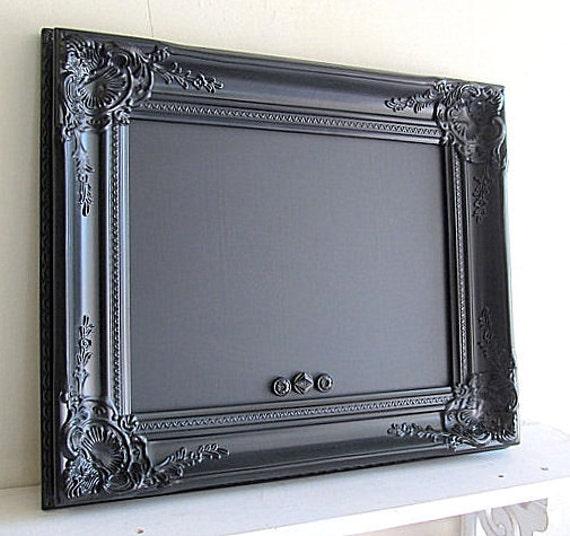 black framed chalkboard wedding signage ideas party photo prop magnetic decorative chalkboard blackboard bar menu sign