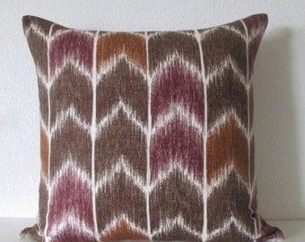FALL SALE Nate Berkus Cingo Arbor designer decorative pillow cover