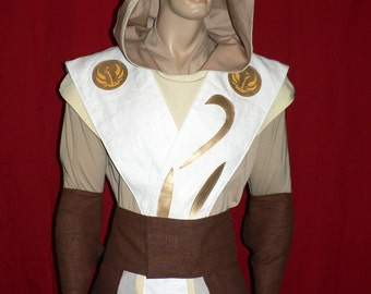 Jedi Temple Guard, Star Wars, Jedi Robes, Custom Costume, Cosplay