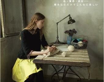 Kazekoubou  Knitting Book  KNIT MANIAX Japanese