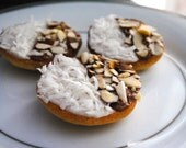 Loaded Black and White Cookies (1 dozen)