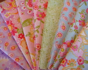 Colette - Half Yard Cuts Fabric Bundle from Moda