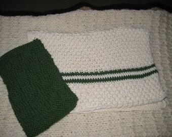 St. Patrick's Day Cotton Towel Set