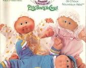 SALE 1980s Cabbage Patch Kids Preemies Clothes Sewing Pattern Doll Clothes Sewing Pattern Butterick 4331 Uncut FF Vintage Sewing Pattern
