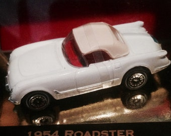 "Mini 1954 CORVETTE ""Micro Machines"" -- Miniature Model, Mint, in Box, Highly Collectible!"
