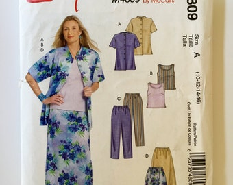 McCall's Clothing Pattern