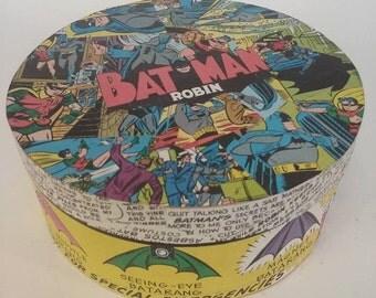 BATMAN Collage Storage Box