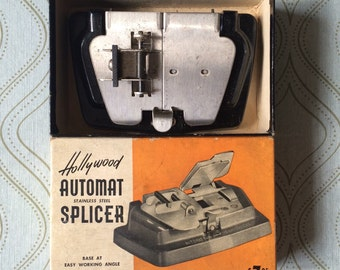 Hollywood Automat Splicer stainless steel