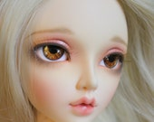 BJD eyes available in 12/14/16/18/20/22/24mm Butter Maple made to order