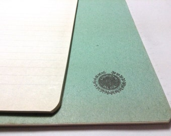 Vintage Unused notebook from Spain - Spanish CUADERNO from 1970s