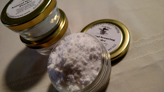 Green Cleaning, Natural Scouring Powder, eco, chemical free