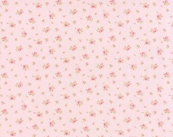Bespoke Blooms - Sprinkled Floral in Petal by Brenda Riddle for Moda Fabrics