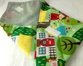 Reusable Sandwich Bag Wrap - Fairy Tales