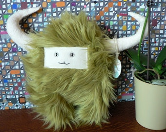 Wild Thing Theory Monster Plush Toy: Granger
