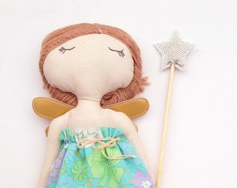 CUSTOM Fairy Doll