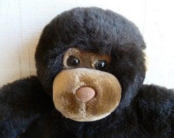 Vintage Plush Monkey  1991 American Wego