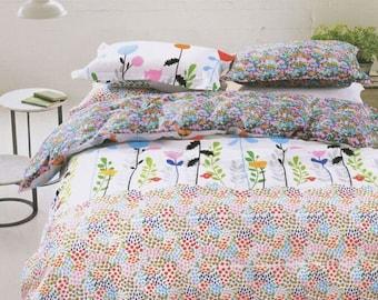 Cotton Fabric Cloth -DIY Cloth Art Manual Cloth- Pure Cotton Bedding Fabric 92 x19 Inches